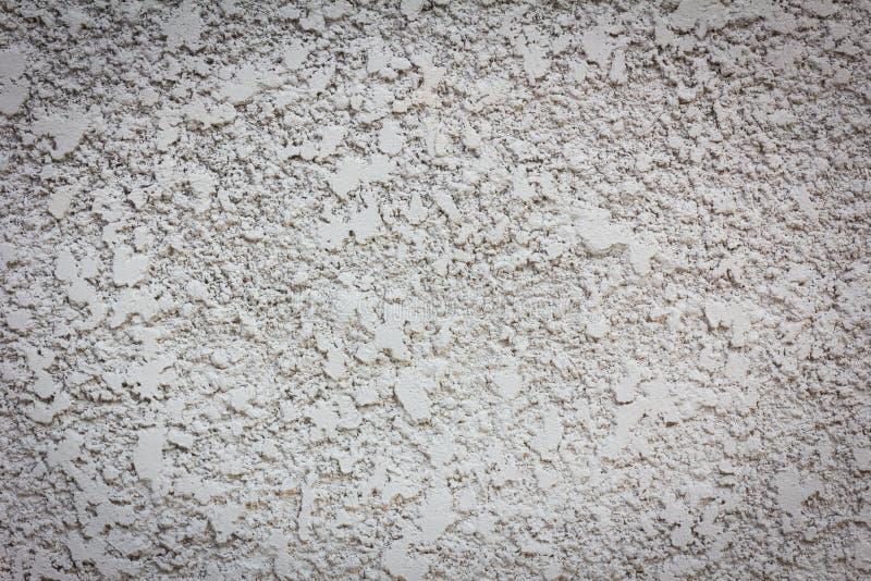 褴褛沙子疾风混凝土墙纹理背景 免版税库存图片