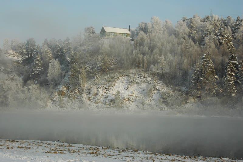西伯利亚的地区 免版税库存照片