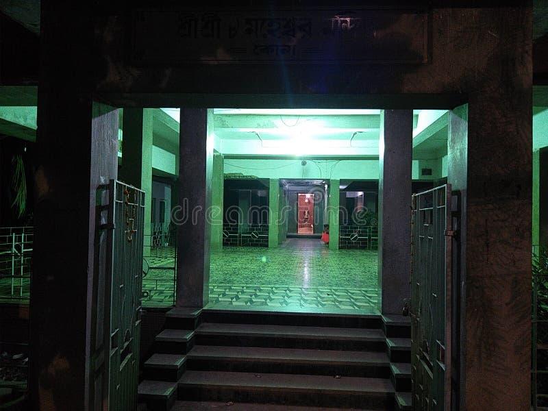 西孟加拉邦普纳巴扎尔古石窟 免版税库存照片