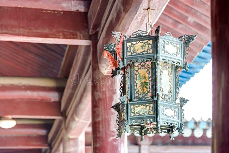 西宁,中国- 2014年7月10日:马步芳的官邸(Ma B 免版税库存照片