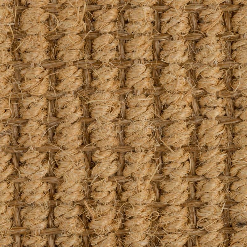 西沙尔麻地毯 免版税图库摄影