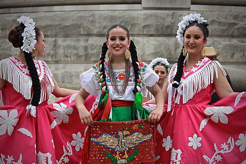 西班牙人舞蹈- 3 库存照片