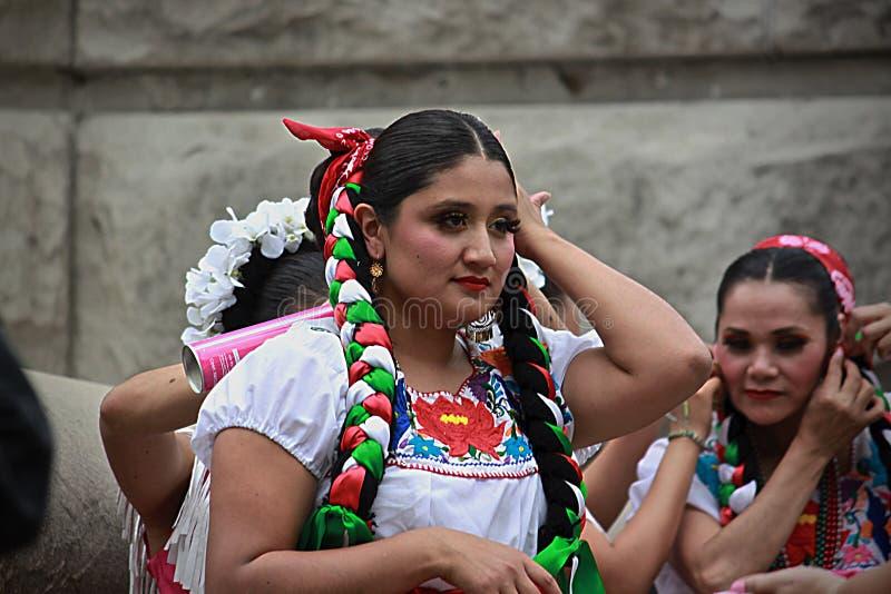 西班牙人舞蹈- 4 库存照片