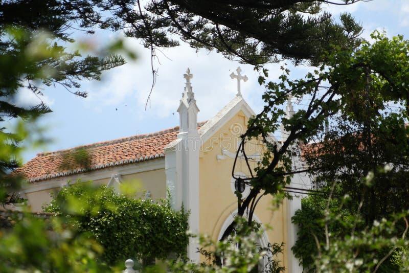 西班牙教堂安大路西亚 免版税图库摄影