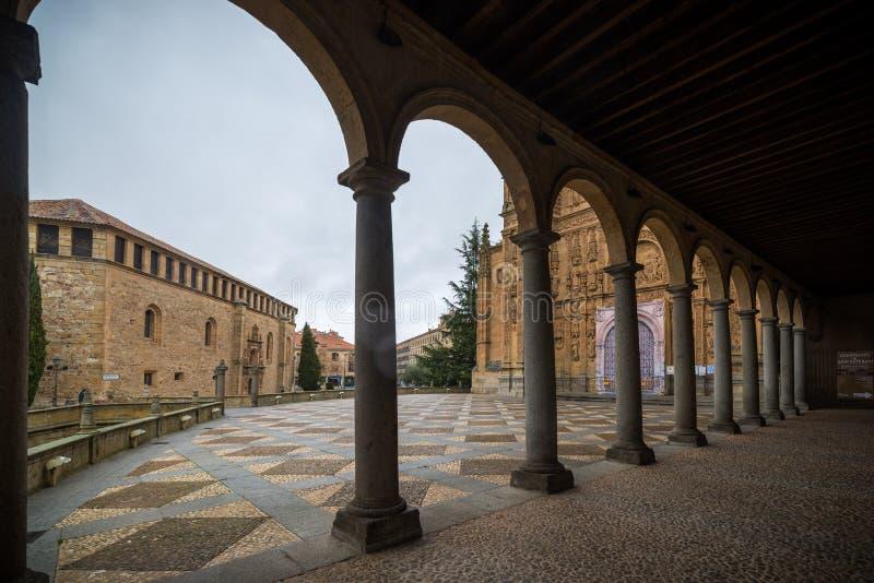 西班牙的北部城市 免版税库存照片