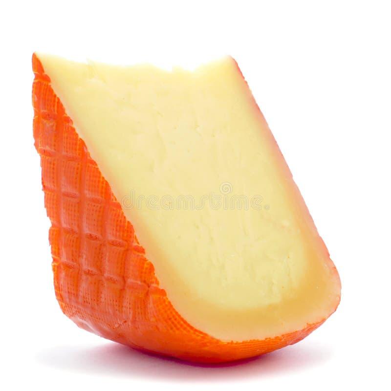 从西班牙的马翁乳酪 库存图片