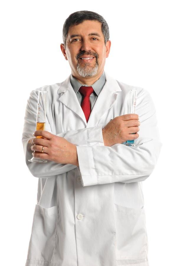 西班牙科学家 库存图片