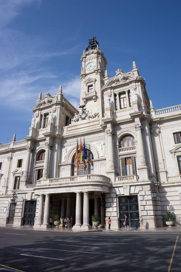 西班牙巴伦西亚 库存照片
