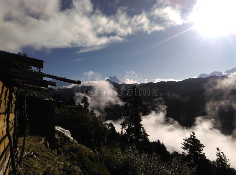 Download 西藏风景 库存图片. 图片 包括有 beautifuler, 牡丹, 照片, 绿色, 云彩, 海运, 汉语 - 72362339