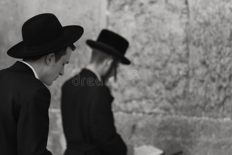 西部墙壁,耶路撒冷,以色列, 03 04 2015年,西部墙壁Jerusa 免版税库存照片