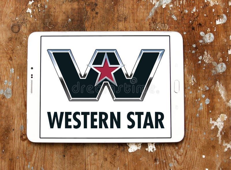 西部星交换商标 图库摄影