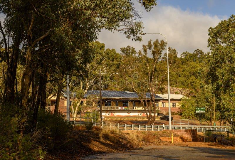 西部澳大利亚小酒馆 免版税库存照片