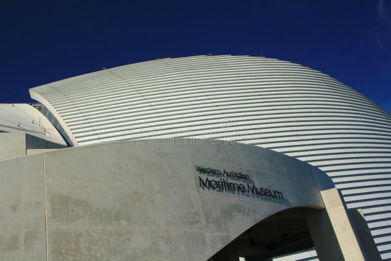 西部澳大利亚海博物馆 图库摄影