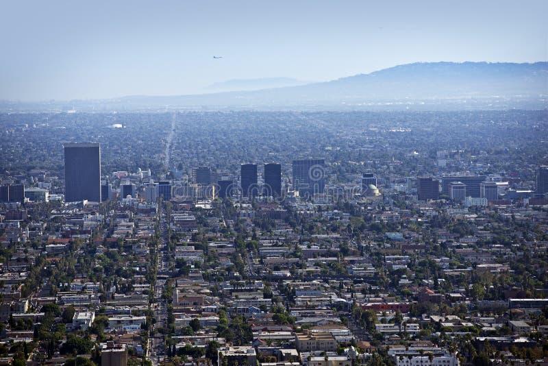 西部洛杉矶 免版税库存图片