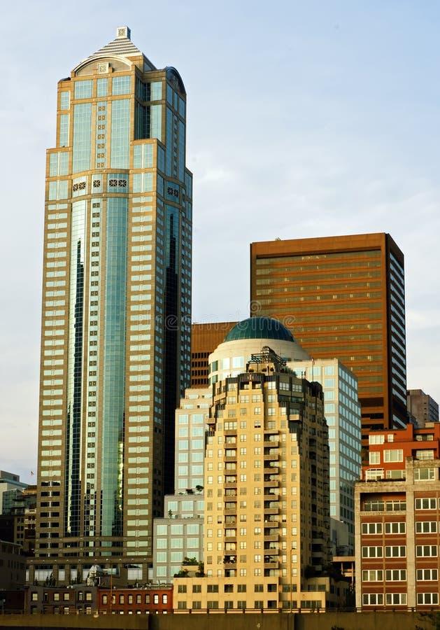 西雅图华盛顿 库存图片