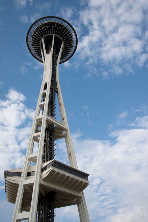 西雅图空间针 库存照片