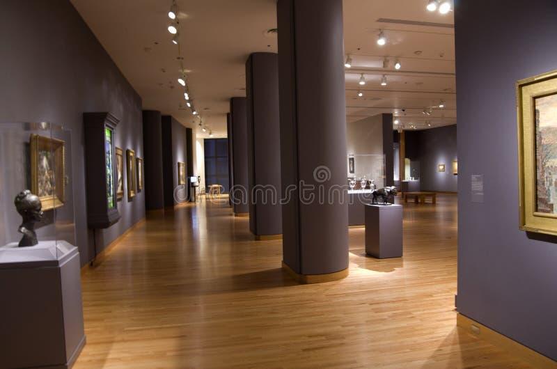 西雅图艺术博物馆 图库摄影