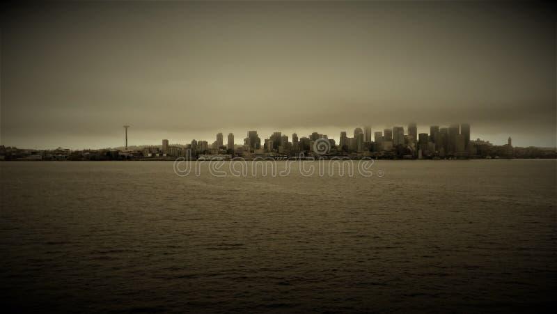 西雅图 库存图片