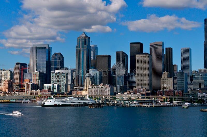 西雅图 免版税库存图片