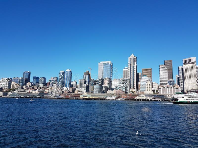 西雅图 库存照片