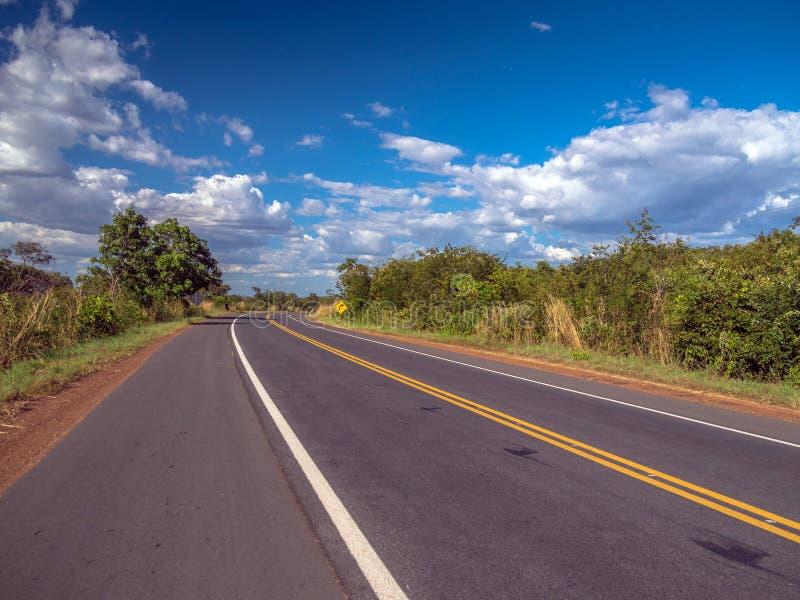 巴西高速公路 库存图片