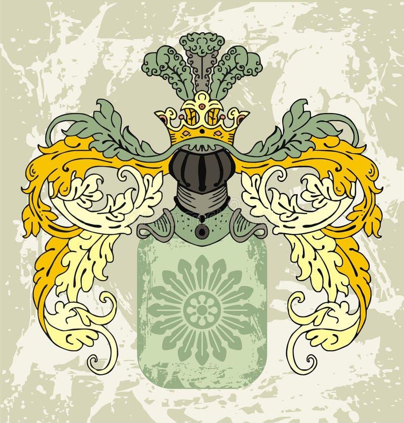 要素象征 皇族释放例证