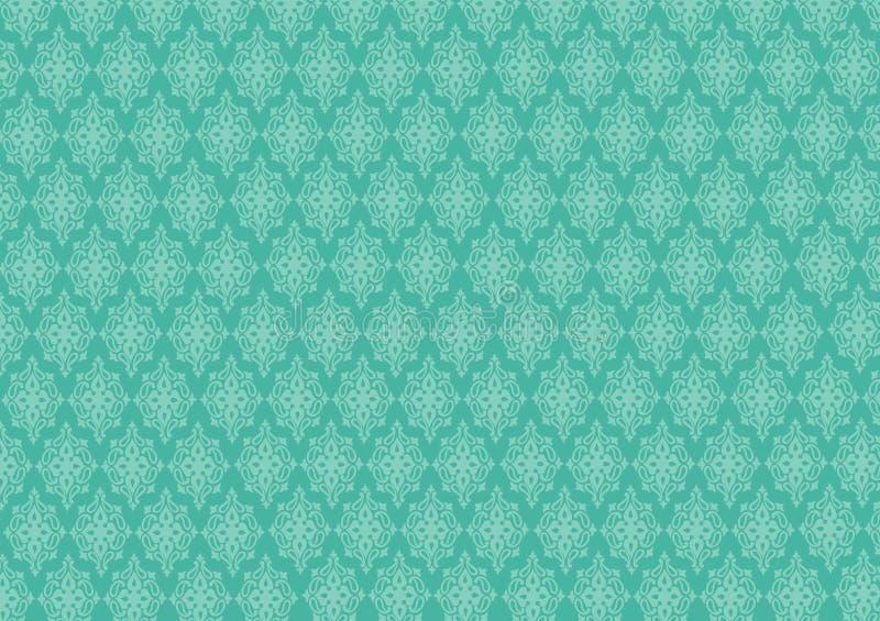 要素迭代墙纸 库存例证