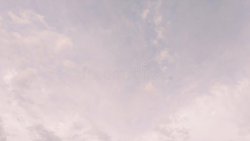覆盖天空 库存图片