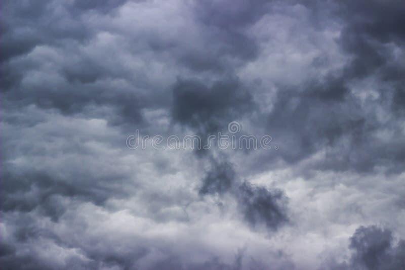 覆盖风雨如磐 图库摄影