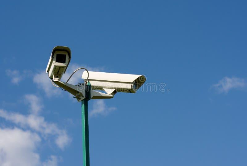 视频的照相机 免版税库存图片