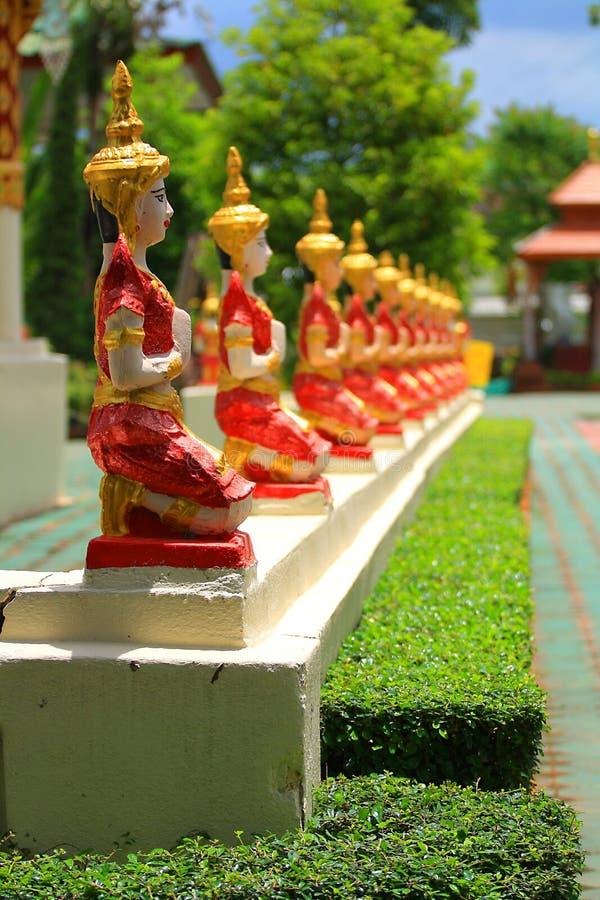 角度泰国 库存照片