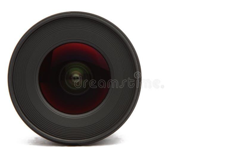 角度背景透镜空白宽 库存图片
