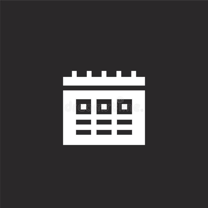 计划的象 网站设计和机动性的,应用程序发展被填装的计划的象 从被填装的管理的计划的象 向量例证
