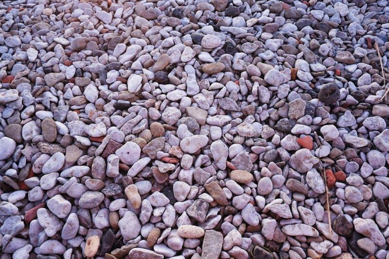 计数小卵石 免版税图库摄影