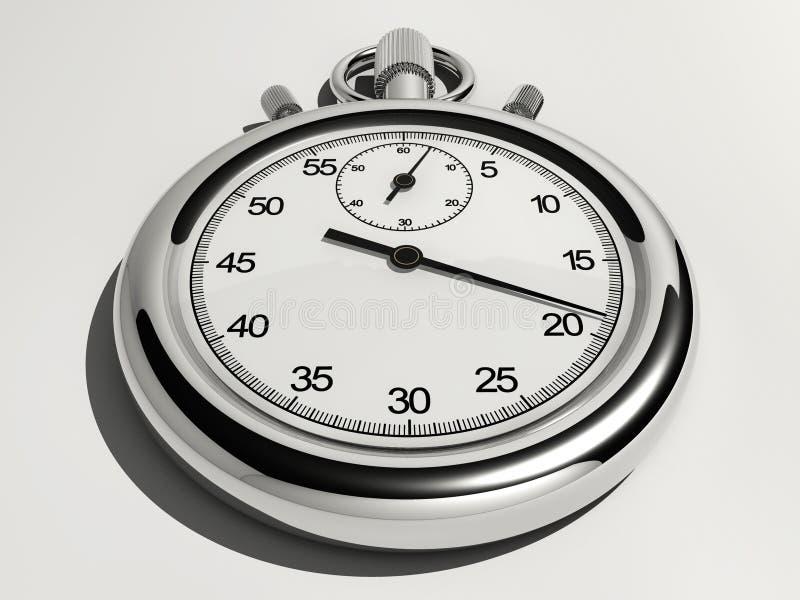计时表 皇族释放例证