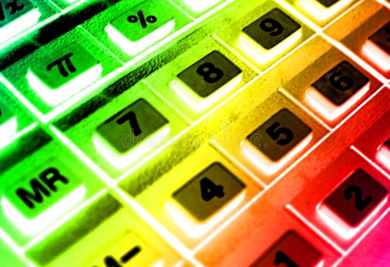 计算器3 免版税库存照片