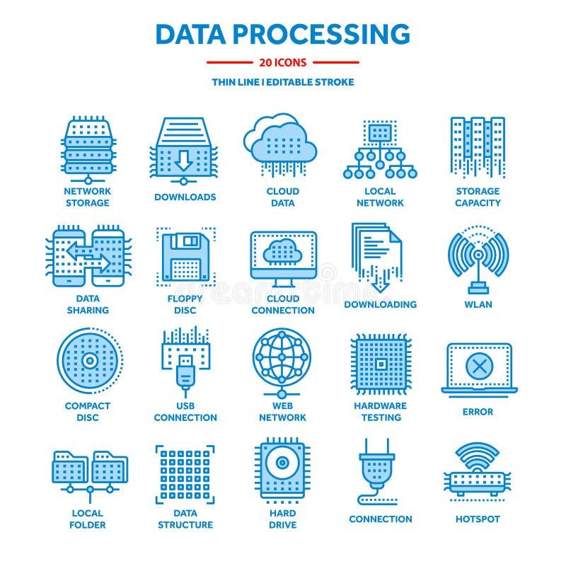 2010计算微软smau的云彩 互联网技术 联机服务 数据处理,信息保障 连接数 稀薄的线网 库存例证