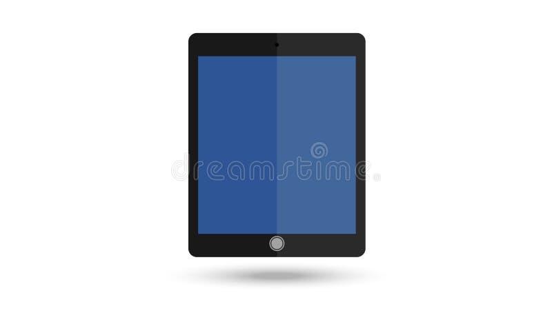 计算机图标屏幕集合片剂 免版税库存图片