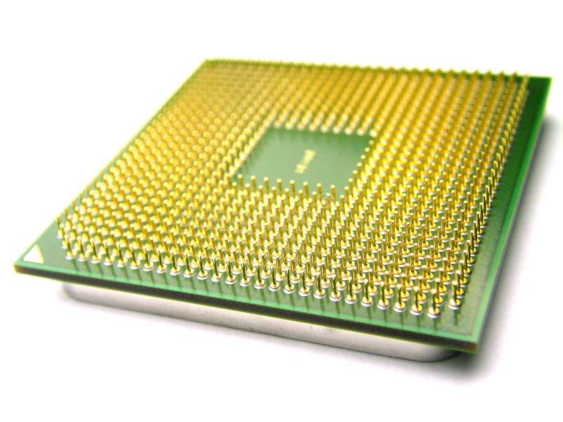 计算机处理器 图库摄影