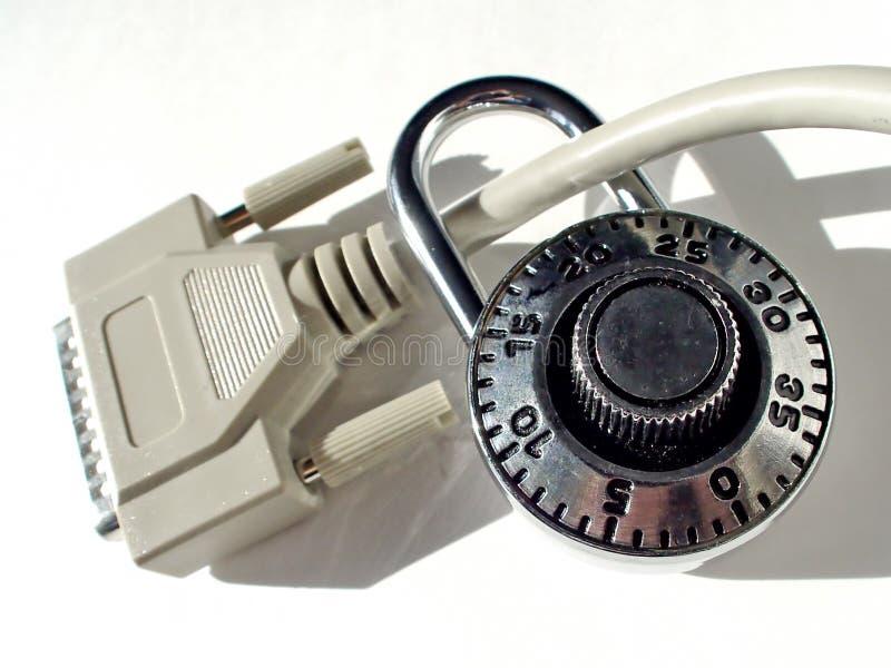 计算机安全 免版税库存照片
