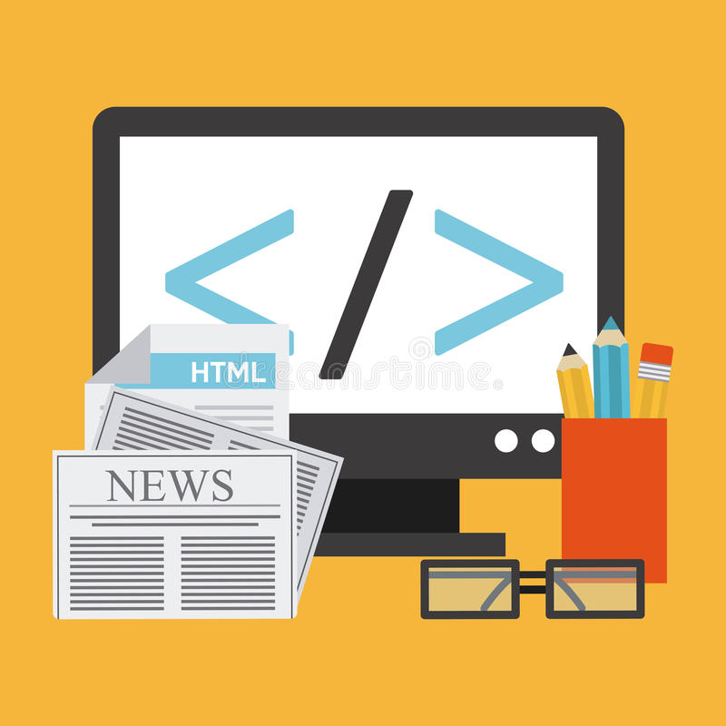 Download 计算机工作 向量例证. 插画 包括有 计算, 工作, 背包, 商业, 抽象, 向量, 作用, 经理, 设备 - 59100161