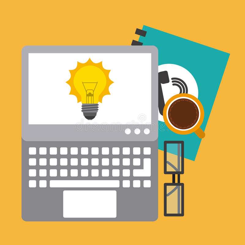 Download 计算机工作 向量例证. 插画 包括有 符号, 组织, 图标, 计算机, 会议, 抽象, 杯子, 万维网, 办公室 - 59100323