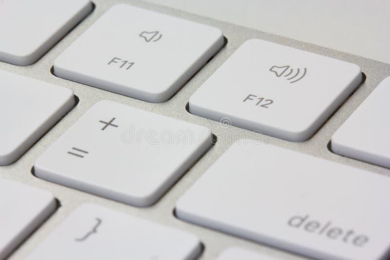 计算机概念输入关键关键董事会问题替换黄色的interrrogation 免版税图库摄影