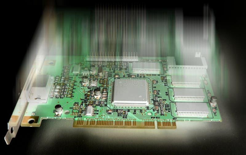 计算机硬件 库存图片