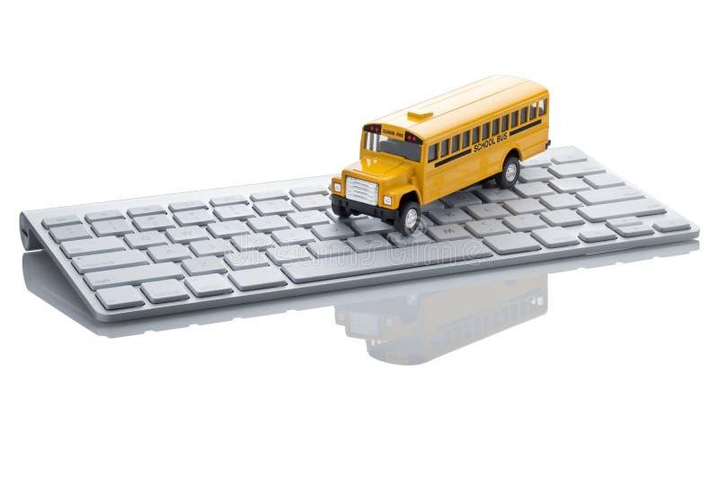 计算机科技教育学校 免版税库存照片