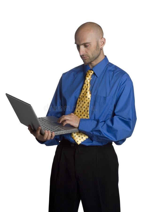 计算机程序设计者 免版税库存图片