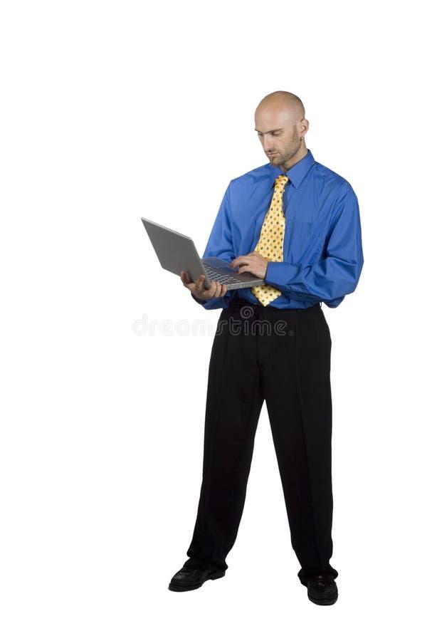 计算机程序设计者 免版税图库摄影