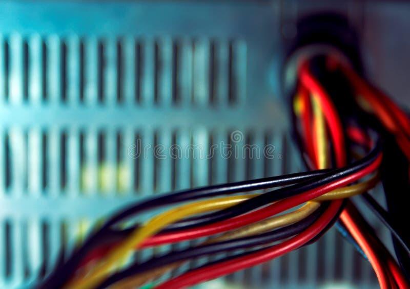 计算机系统部件 免版税图库摄影