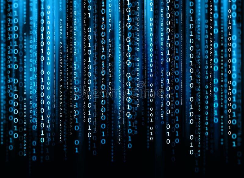 计算机编码 免版税库存照片