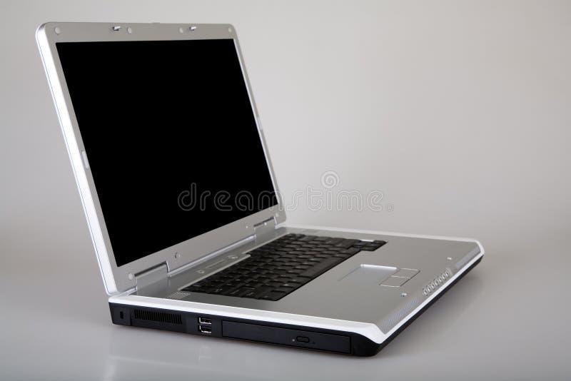 计算机膝上型计算机 免版税图库摄影